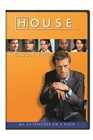 House: Season Two [New DVD] Boxed Set, Snap Case