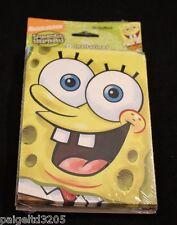 Nickelodeon Spongebob Squarepants  Invitation /Thank you Post Cards, 8 ct