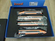 JOUEF HO Ref HJ2326 : Rame TGV Sud Est Orange SNCF époque IV
