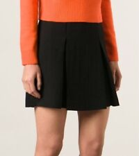 5377b942fd Marc by Marc Jacobs Black Yumi Pleated Mini Skirt 10