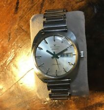 Wittnauer Automatic Watch Kelly Green Day and Date
