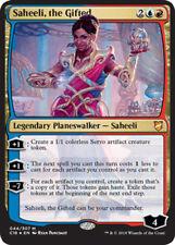 Saheeli, the Gifted (Saheeli die Hochbegabte) Commander 2018