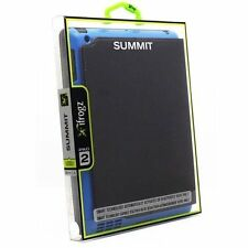 Ifrogz IPad 2 Summit Case – Black with Blue Snap In Shell