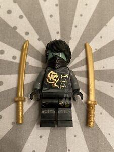 Genuine Lego COLE GHOST SKYBOUND Ninjago Minifigure njo242