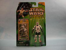 Star Wars Power of the Jedi SCOUT TROOPER Collection 1