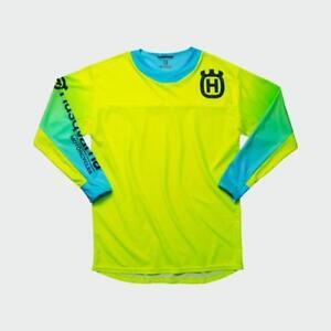 Husqvarna Gotland Shirt Yellow 2XL HTM