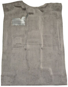 1997-1998 GMC C1500 Extended Cab with Rear Air Cutpile Replacement Carpet Kit