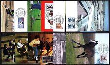 Berlin 798/829 Maximumkarten Jahrgang 1988  komplett MK 1/88 - 33/88