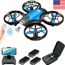 2021 NEW 4DRC V8 Mini RC Drone for Kids Quadcopter 3 Battery Helicopter 3D Flip