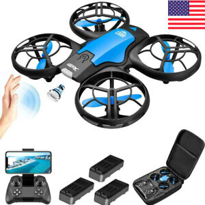Mini Drone Nano Plane RC Quadcopter Helicopter Best Drone for Kids and Beginners