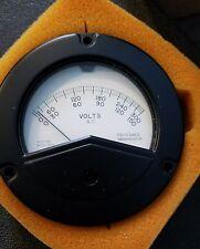 Weston Voltmeter Model 2534, NEW! Never-used (RF603)