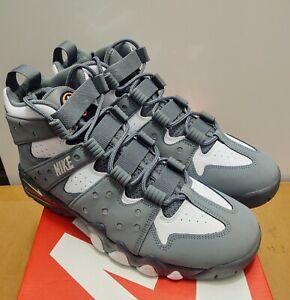 Nike Air Max 2 CB '94 Barkley Cool Grey Orange DM8319 001 New W /Box Size 11