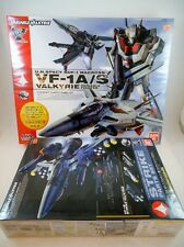 Bandai 1/72 scale Macross VF-1S Variable Fighter w/ Strike Armor NMIB Robotech