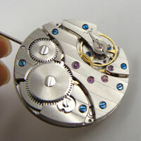 High Quality 17 Jewels 6497 Mechanical Hand-Winding movement for Men's Watch
