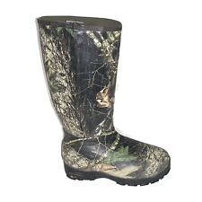 "Itasca Mens Size 9 Thinsulate 1000 Scent Free Camo 17"" Hunting Boots"