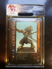 CONFRONTATION WOLFEN OF YLLIA: WOLFEN HUNTERS 2 UK-WFRG-05 RARE *NIB*