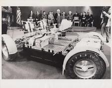 America's First Moon Buggy 8 X 10 Photo