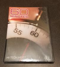 60 Minutes: Hi-Tech Heist (DVD) sixty Lesley Stahl Airdate November 25, 2007 NEW