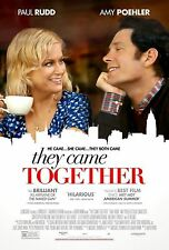 They Came Together (DVD, 2014): Amy Poehler, Paul Rudd