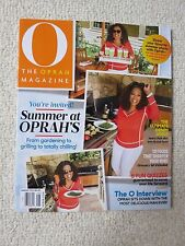 O The Oprah Magazine August 2015 You're Invited! From Gardening to Grilling