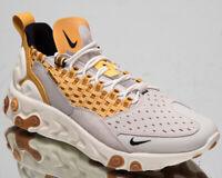 Nike React Sertu Men's Vast Grey Black Casual Lifestyle Shoes Low Sneakers