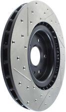 StopTech For 2012 - 2013 Buick Regal Disc Premium Brake Rotor - 127.62124L