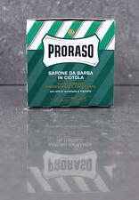 Proraso Shaving Cream Jar Eucalyptus & Menthol Foam Italian 150ml After