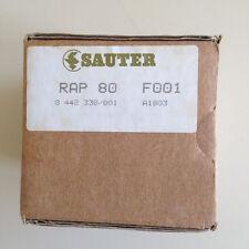 SAUTER Electric Rap 80 f001 pneumatique-Relais/Contrôle/pour Panneau Montage