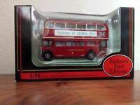 EFE AEC RT BUS LONDON TRANSPORT FESTIVAL OF BRITAIN 10129 1/76