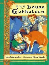 The House Gobbaleen by Lloyd Alexander (1995, Hardcover)