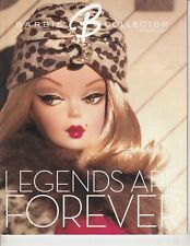 2007 Barbie Doll Catalog - Legends , Lady of the Manor, Maiko , Nascar and more