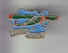 RARE PINS PIN'S .. ARMEE ARMY AIR AVION PLANE PIPER FOUG AIR CHATEAUROUX 36 ~C6