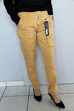 jeans maglia ocra HIGH USE tribù taglia 38 (Ho 42) NUOVO CON ETICHETTA valore