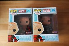 Deadpool-Marvel-PX vistas previas Exclusivo Funko Pop! #29 - desenmascarado X-force Set