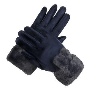 Women Winter Warm Gloves Outdoor Sport Touch Screen Windproof Full-finger