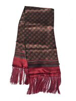 Silk men's scarf Two side scarf