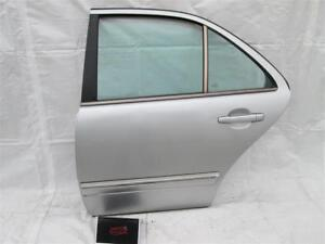 2002 Mercedes-Benz E320 Rear passenger door 2107302305 SHELL