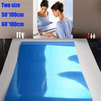 Mirror Tile Wall Sticker Square Self Adhesive Room Bathroom Decor Stick On Art A