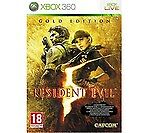 Resident Evil 5 Gold Edition Microsoft Xbox 360 Pal complet