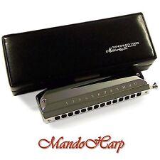 Hohner Chromatic Harmonica - 7656/56 Meisterklasse Chromatic Professional Model