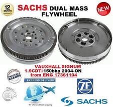 für Opel Signum 1.9 CDTI von Motor 17361104 ab 2004 SACHS Zweimassenschwungrad