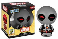 Dorbz #006: Marvel: Series One: DEADPOOL [X-FORCE] - SDCC 2016 Limited Edition 5