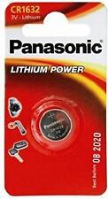 Panasonic 1632 3v Lithium Battery Cr1632 Ecr1632