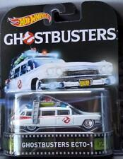 Hot Wheels Retro Entertainment Ghostbusters Ecto-1 '59 Cadillac Ambulance Hearse