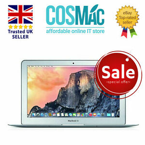 "Apple Macbook Air 11 "" Core i5 1.4Ghz 4GB 128GB 2014 A Grad 12 Monate Garantie"