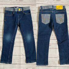 Little Bird Jools Oliver Mothercare Indigo Blue Jeans Boys Girls Unisex 3-4 Yrs