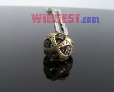On Sale! Katekyo Hitman Reborn Vongola Famiglia Symbol Cosplay Ring Necklace