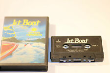 BBC MICRO MODEL B Game Jet boat  By Software Invasion  1984 (ARCADE GAME)