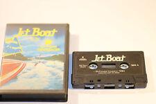 BBC Micro Modelo B Juego Jet Boat por invasión de software 1984 (juego arcade)