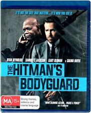 """THE HITMAN'S BODYGUARD"" Blu-ray - Region [B] NEW - CLEARANCE -"